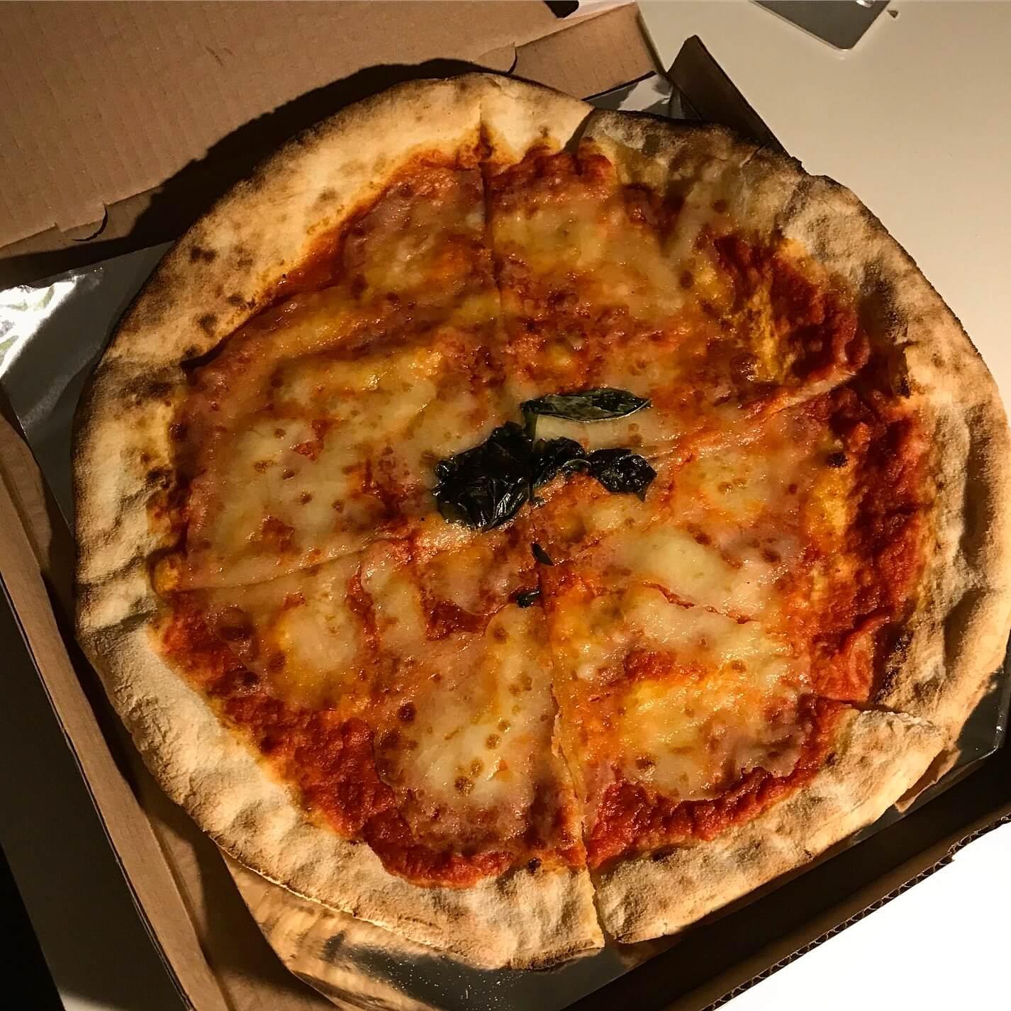 Pomodoro dowozi pizze