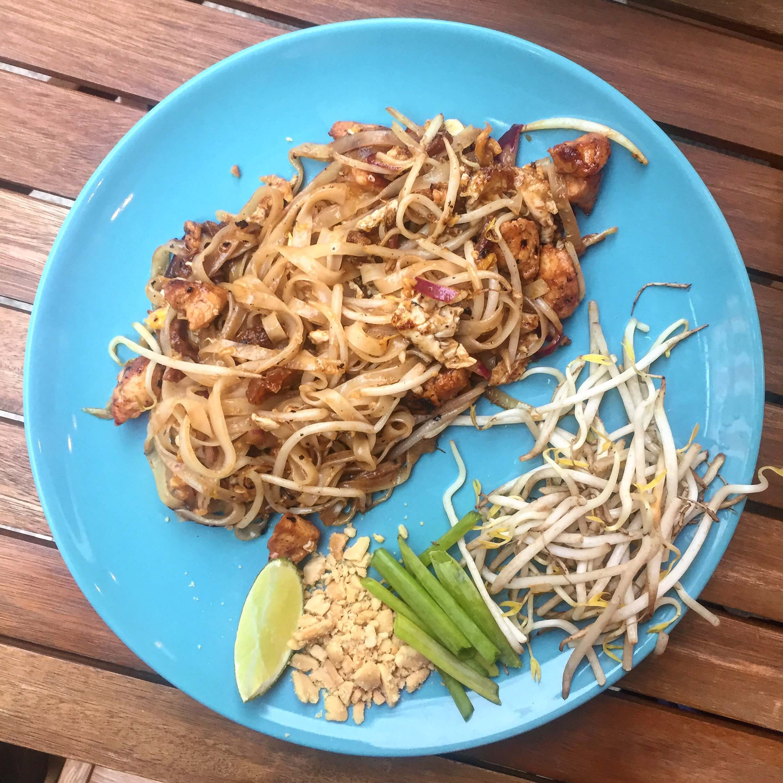 Pad Thai Stacja Street Food Łódź