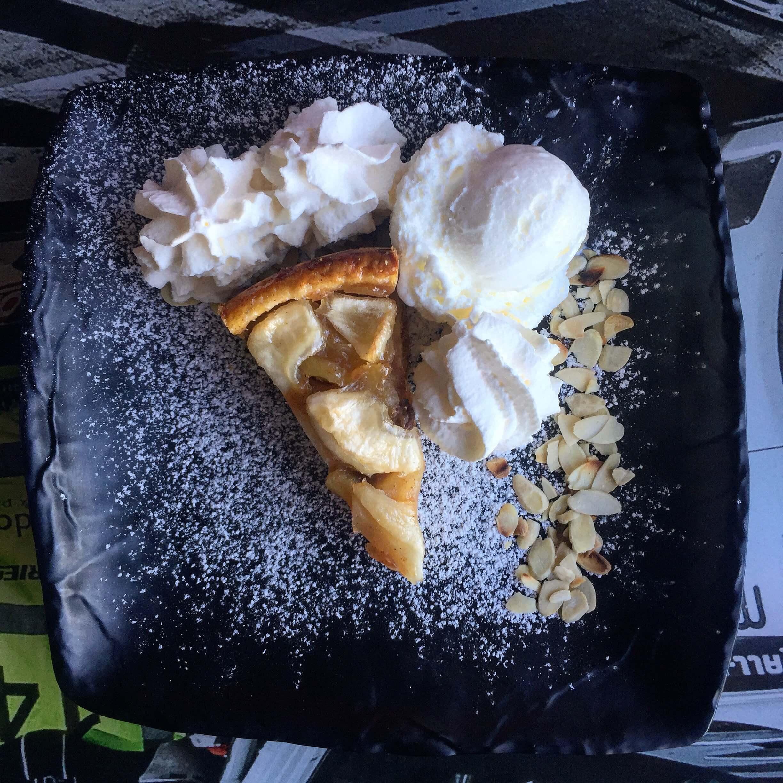 pit stop deser szarlotka apple pie