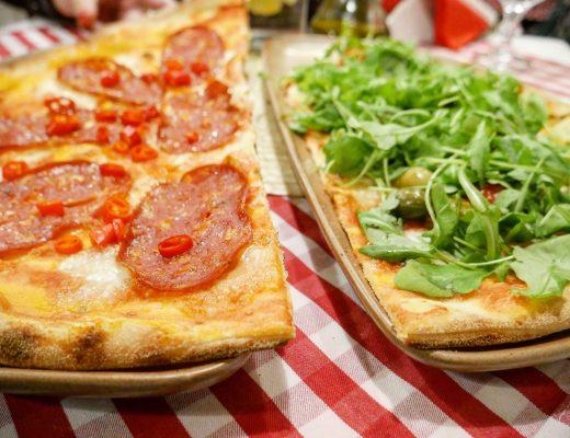 trattoria bandiera italiana kuchnia włoska