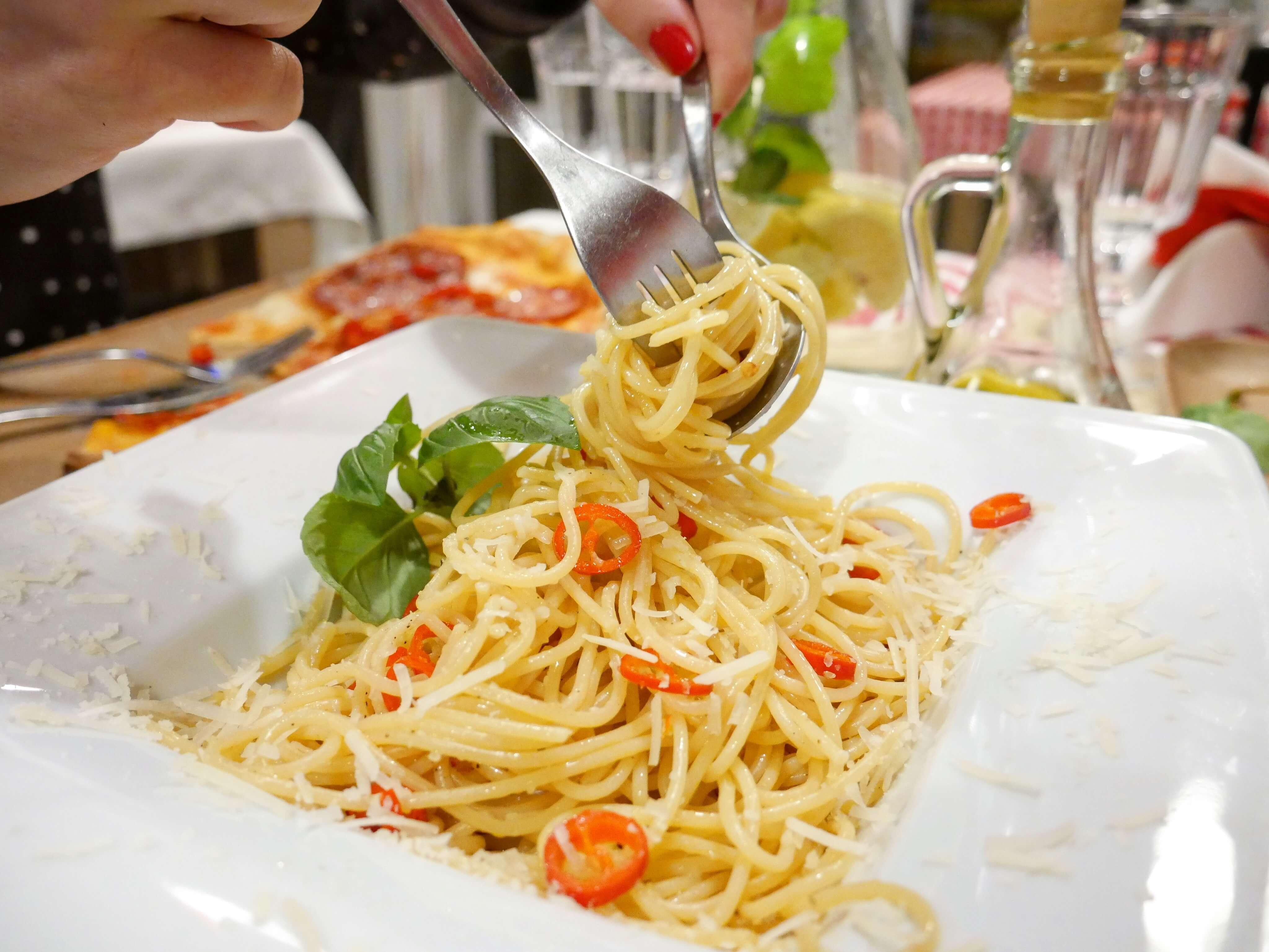 restauracja trattoria bandiera italiana