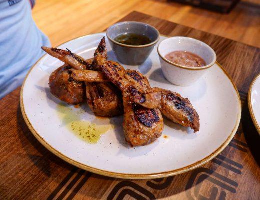skrzydełka faszerowane mięsem mielonym w bubamara