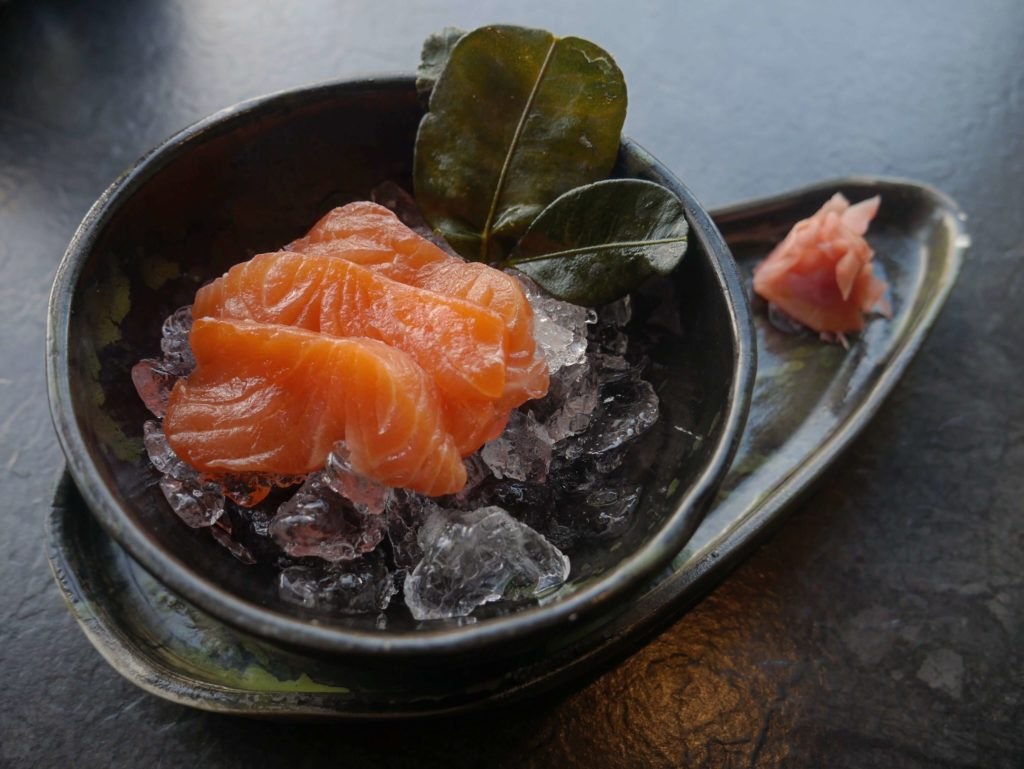 jak i gdzie jeść sushi